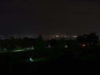 甲州市?山梨市?の夜景