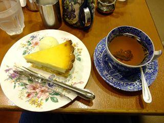 ラ・パレットのケーキ
