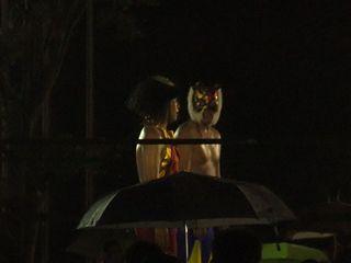 キンタローとタイガーマスク