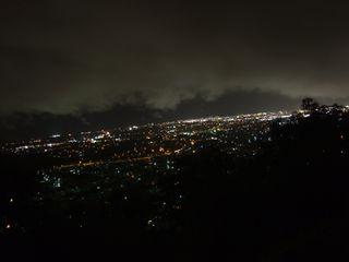 ケアンズ唯一の夜景デートスポットらしいですw