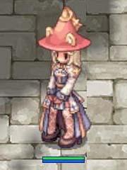 タイニー帽を装備するマイアクビ