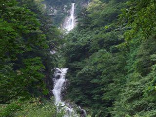 北精進ヶ滝